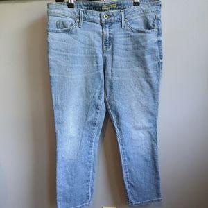 Guess Capri Jeans EUC.  Size 30.
